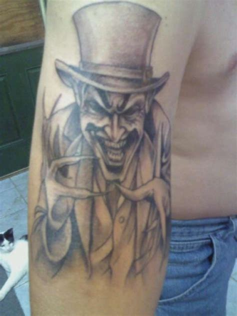 best joker tattoo ever icp tattoo ideas and icp tattoo designs page 8