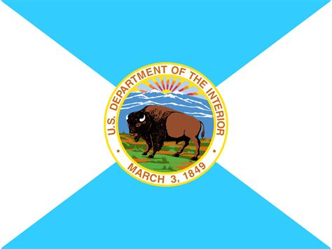 Of The Department Of Interior by File Flag Of The United States Department Of The Interior