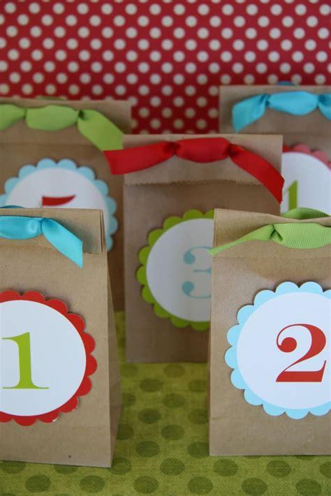 printable christmas countdown tags countdown to christmas deck the halls pinterest