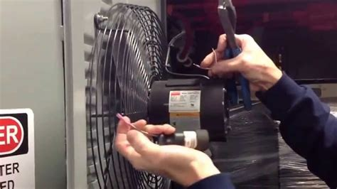 replacing capacitors with higher capacitance dayton fan motor start run capacitor replacement