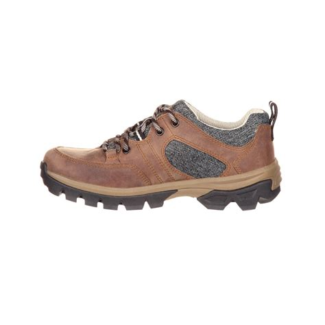 womens oxford shoes brown rocky rks0297 endeavor point womens brown waterproof