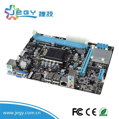 Motherboard H61 Ddr3 Lga 1155 venta superior mejor rendimiento motherboard h61 lga 1155