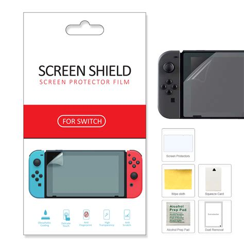 Screen Guard Nintendo Switch China 1 for nintendo switch pet screen protector 5in1 accessories carrying ebay