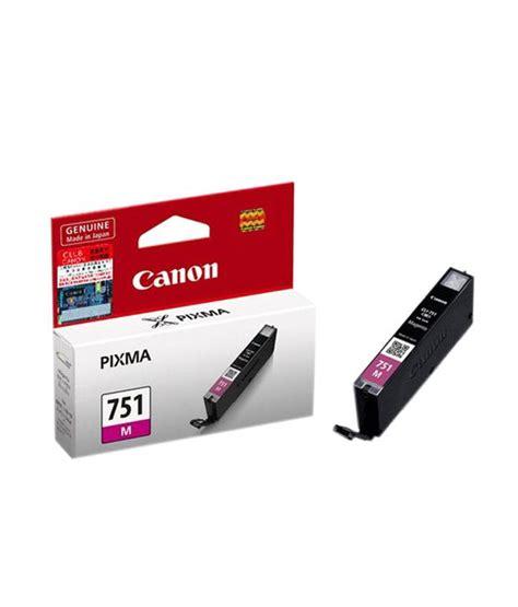 canon cli 751 m ink cartridge magenta buy canon cli 751 m ink cartridge magenta at