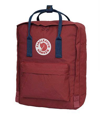 Fjallraven Kanken Classic Oxred Royal Blue Backpack Tas ox and royal blue kanken classic fashion wishlist products ox and classic
