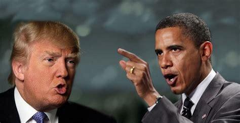 donald trump vs obama american pharaoh obama to get third term