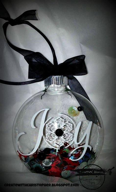 Ba Chris Black Doff Glass create with christopher ornament b m design team post