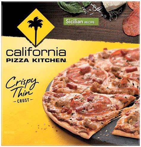 california pizza kitchen margherita pizza calories california pizza kitchen crispy thin crust sicilian recipe pizza hy vee aisles grocery
