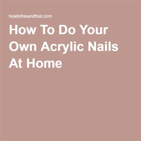 17 best images about diy nails on nail
