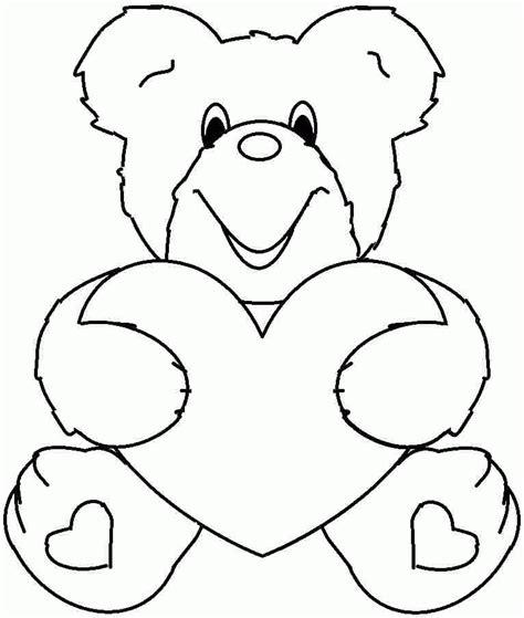 valentine coloring pages kindergarten valentine coloring pages kids coloring home