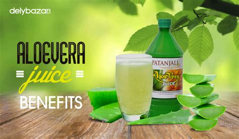Would You Drink This Aloe Juice by 6 Reasons Why You Must Drink Aloevera Juice Delybazar