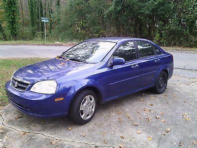 2006 Suzuki Forenza Gas Mileage by Suzuki Forenza 2006 Cars For Sale