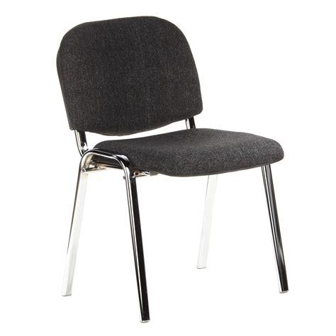 sedie conferenze sedia conferenze moby base colore grigio antracite con
