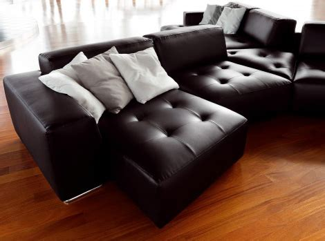 cool leather couches cool leather sofas home design blog