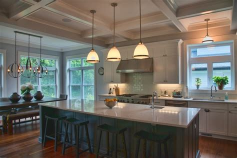 transitional kitchen lighting kitchen lighting transitional other metro by gross