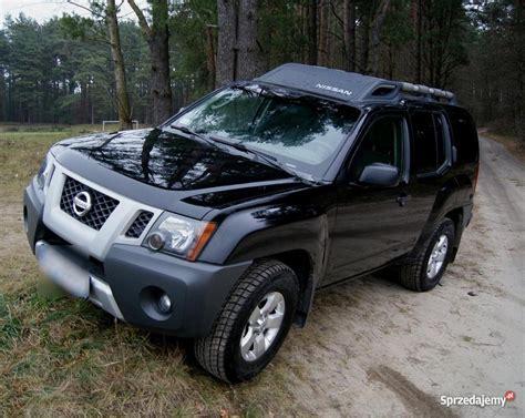Nissan Exterra 2009 by Nissan Xterra 2009 Sprzedajemy Pl
