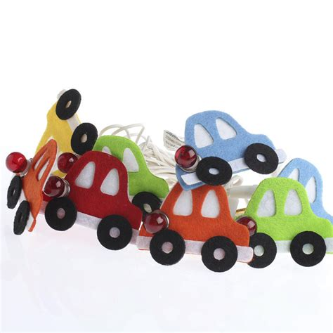 car string lights felt car decorative string lights lighting home decor