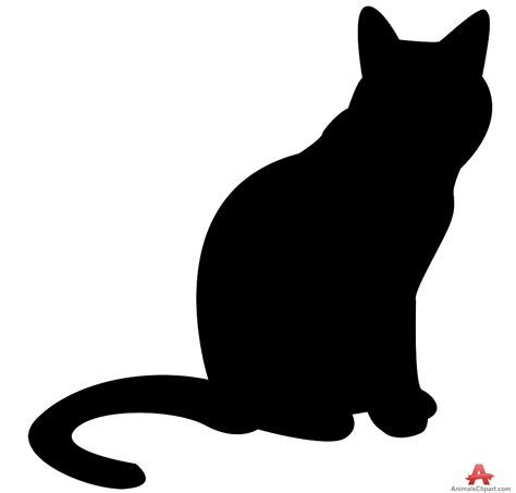 free clipart silhouette cat clipart silhouette 101 clip
