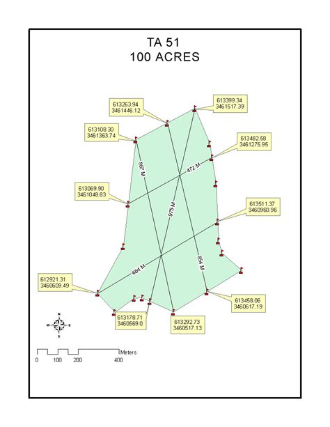 ta texas map ta 51 fort range revegetation