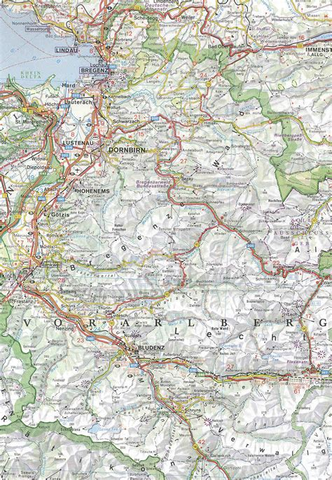 a map of map of vorarlberg size