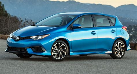 2016 scion im is a toyota auris in disguise for u s