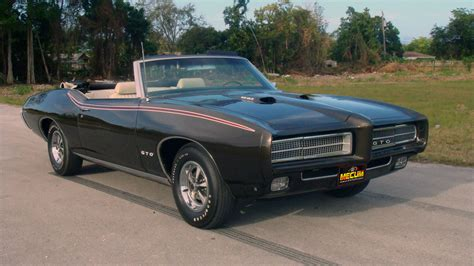 1969 gto ram air iv 1969 pontiac gto ram air iv convertible s172 houston 2012