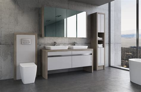 Ideas Modern Bathroom Fitted Furniture Bluewater Contemporary Bathroom Furniture