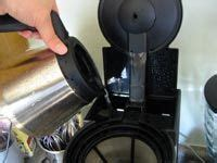 How to Clean a Coffee Maker   How to Clean Things