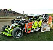 Northeast Dirt Modified And Street Stock Racer Russ