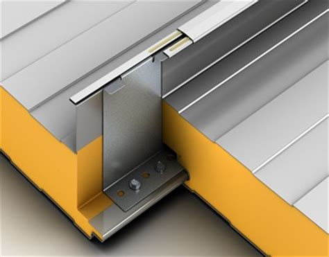 slide together roof panels green span profiles introduces ridgeline insulated metal