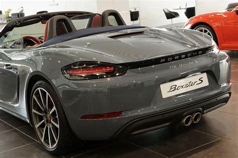 Porsche Kuwait by Porsche News The Stunning Reveal Of The Sportiest Car Of
