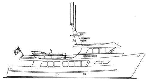 boat hull outline alaska sea adventures yacht