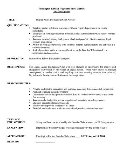 Bullet Resume Template by Bullet Point Resume Template Musiccityspiritsandcocktail