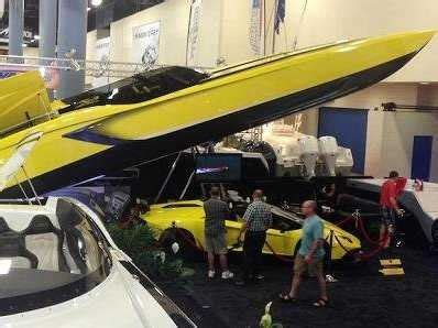 miami boat show 2018 coupons lamborghini boats business insider