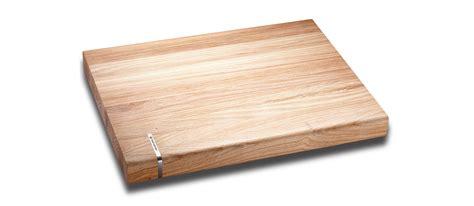 Unique Wood Cutting Boards by Felix Solingen Cutting Board Solid Oak Wood 16x12x1 5
