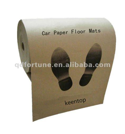 Automotive Paper Floor Mats by Paper Car Floor Mats For Cars Automobile Disposable Paper