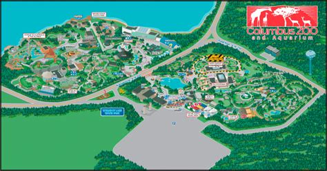 columbus zoo map untitled document www etc cmu edu