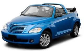 Chrysler Finance Australia 2006 2014 Chrysler Pt Cruiser Cabrio Reviews
