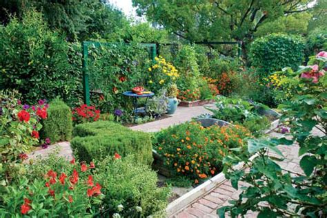 Flower Gardens In California Wise Pairings Best Flowers To Plant With Vegetables Organic Gardening Earth News
