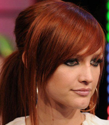 hair color by state red hair hair color auburn hair and bangs