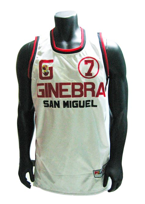 New Light Inc by Ginebra Jersey White Images