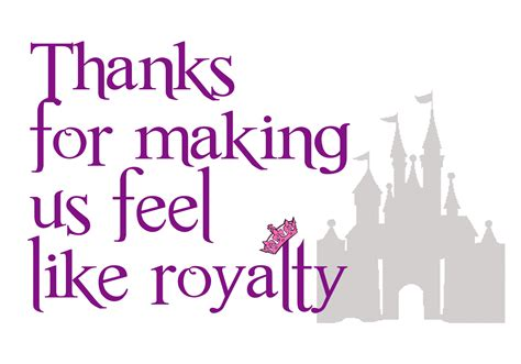 disney world thank you card templates how to thank disney world cast members