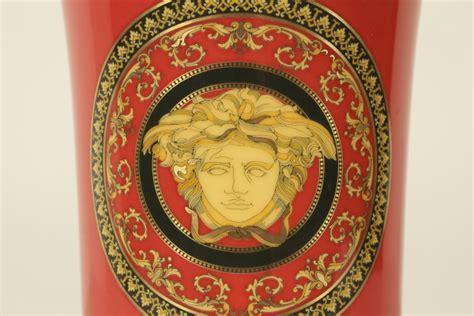 versace vasi vaso medusa di versace oggettistica modernariato
