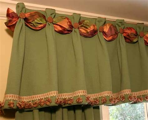 Image Detail For Skill Level Dana Valance Sewing Kitchen Curtain Sewing Patterns