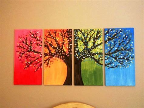 paint idea diy wall painting design ideas tips