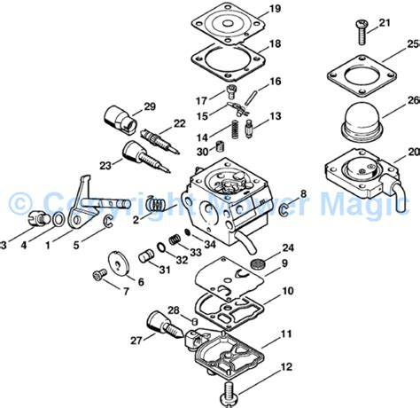 stihl ms 310 parts diagram stihl ms 310 parts diagram stihl free engine image for