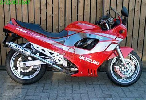 1991 Suzuki Katana 750 Suzuki Gsx750f