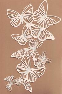 How To Make Paper Cut Designs - best 25 paper cut outs ideas on