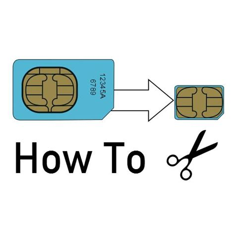 Cut Sim Card To Nano Sim Template Pdf by How To Cut Your Own Nano Sim Card With Easy Pdf Template