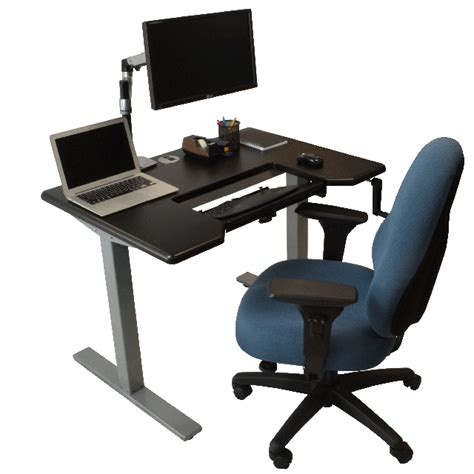 Imovr Omega Denali Stand Up Desk Review Stand Up Desk Reviews